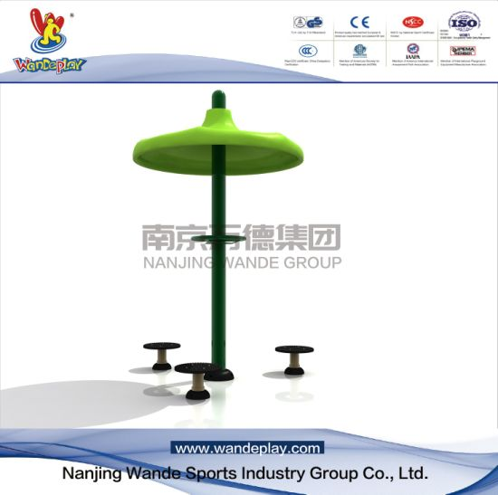 Outdoor Waist Twister Stage Fitness Equipment for Park
