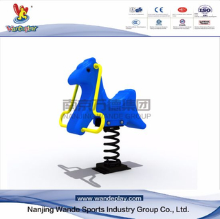 Plastic Horse Shake Rider for Kids