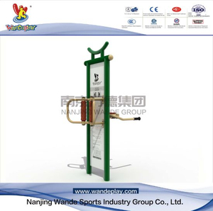 Twin Back Massage Outdoor Fitness Park Equipment