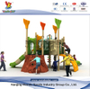 Amusement Tree House Playset Outdoor Playground for Schools
