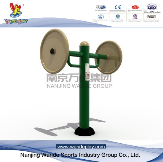 Outdoor Arm Strength Trainer Handicapped Fitness Equipment Training