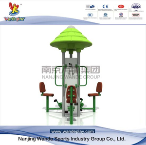 Outdoor Recumbent Biker Stage Fitness Equipment for Park