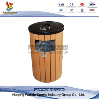 Outdoor Site Furniture Rubbish Bin for Pubic