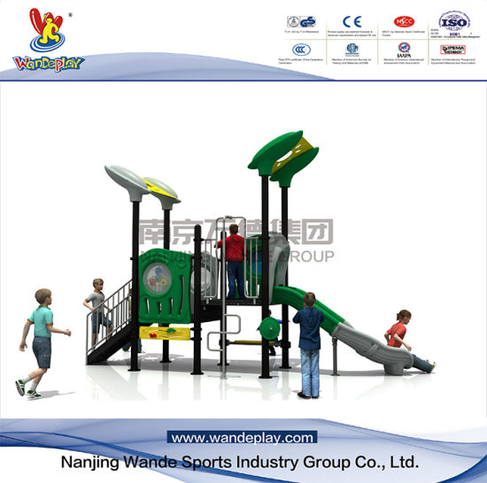 Wandeplay TUV Standard Amusement Park Children Outdoor Playground Equipment with Wd-Xd104