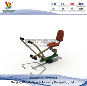 Children's Outdoor Exercise Fitness Equipment Handle Boat