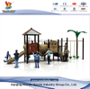 Outdoor Pavilion Playset in playground for Youth with Ladder