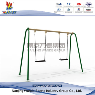 Outdoor Playset with Swing in The Park for Kids