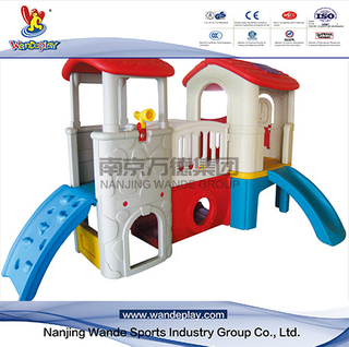 Plastic Children Indoor Playground Comprehensive Toys