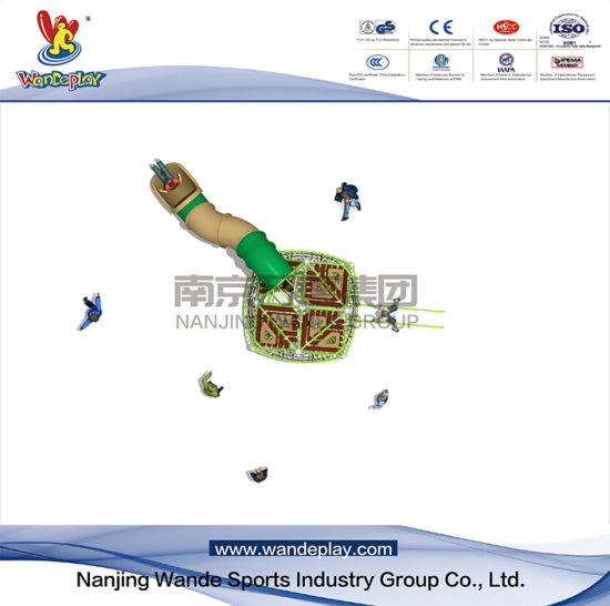 Amusement Park Nest Climbing Children Outdoor Playground