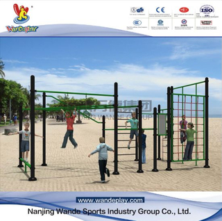 Teenager Series Outdoor Gym Fitness Park Equipment
