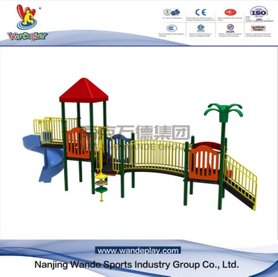 Children Outdoor Classical Playset in The Park