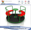 Recreational Roundabout of Outdoor Rotating Playground Equipment