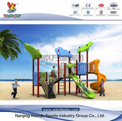 Outdoor Amusement Park Sailing Playground for Kids
