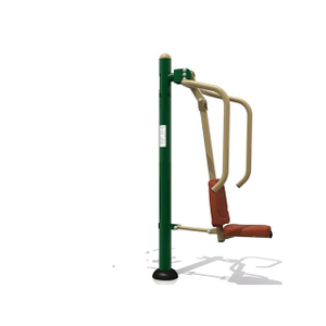 Outdoor Power Push Fitness Equipment For Adults