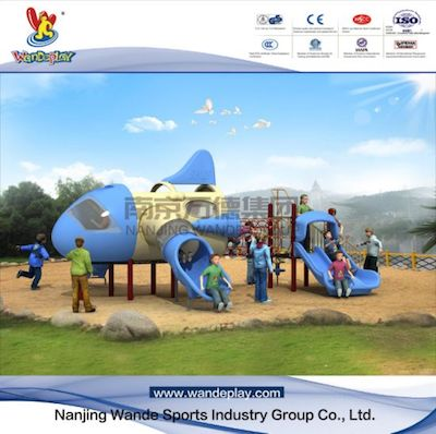 What are the advantages and disadvantages of outdoor playground equipment?