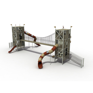 Outdoor High Towing Tower Kids Playground Equipment